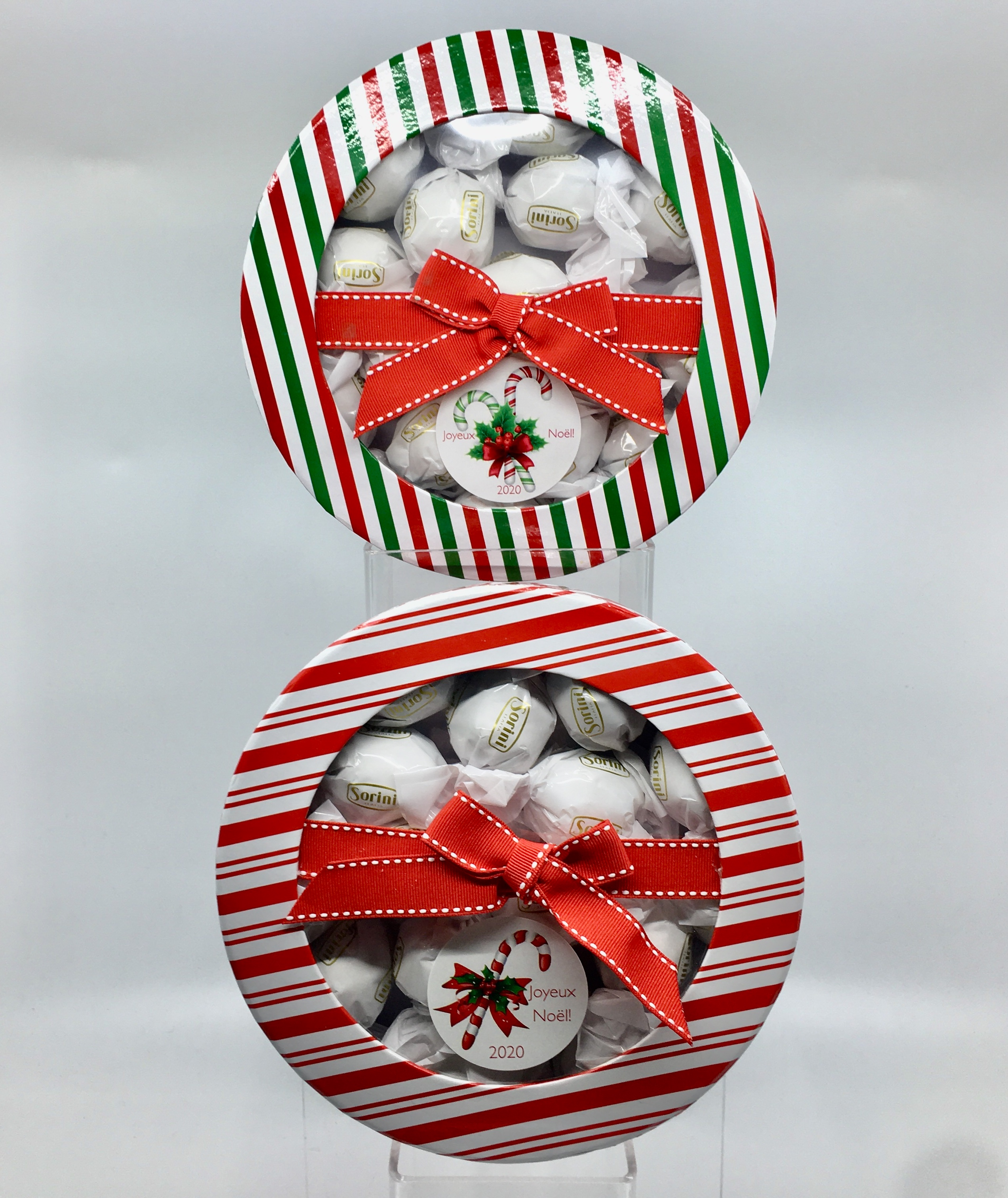 Chocolate Round box